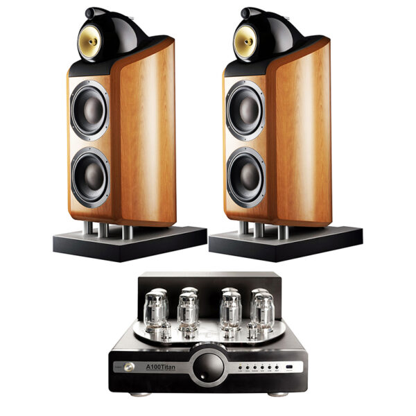 Bowers & Wilkins and Synthesis Combo 1