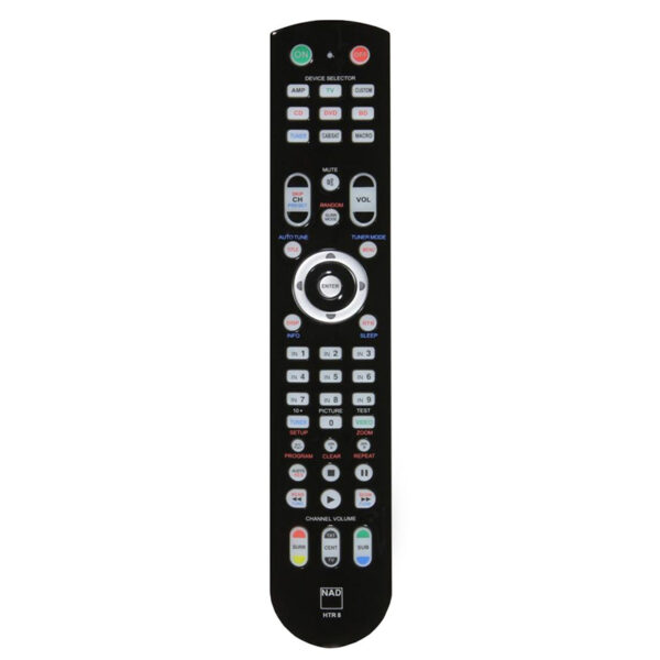 NAD HTR-8 Universal Learner Remote Control