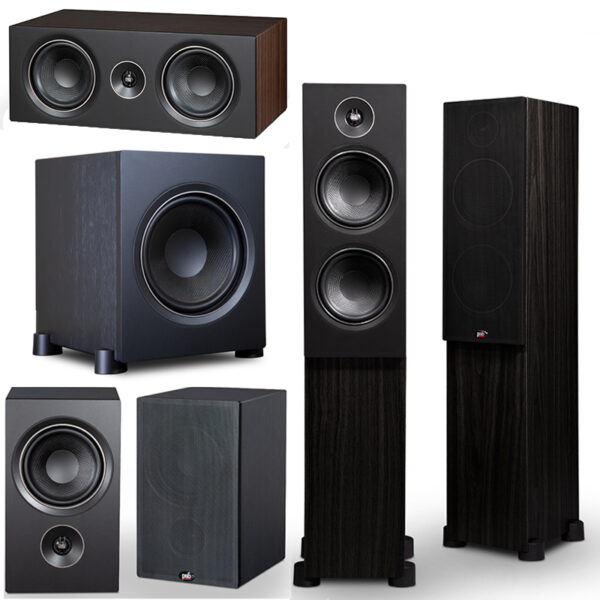 PSB Alpha 5.1 Speaker System Package