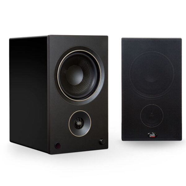PSB Alpha AM5 Powered Bookshelf Speakers