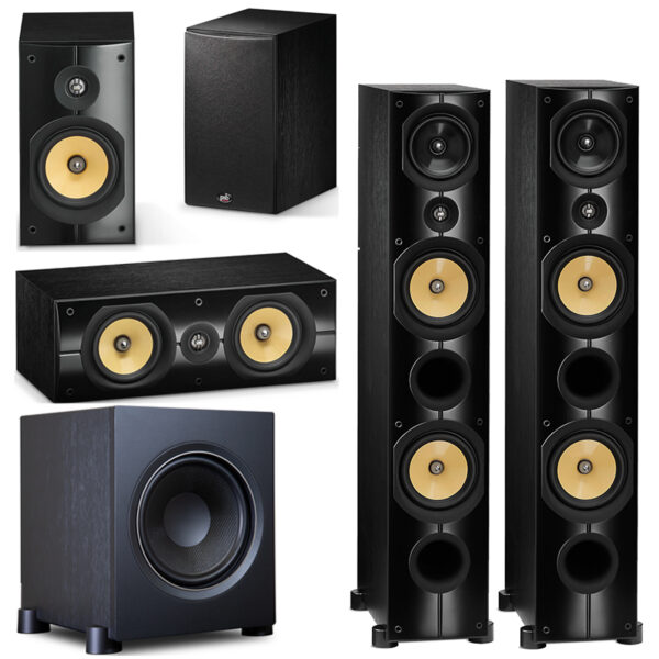PSB Imagine 5. 5.1 Speaker System Package