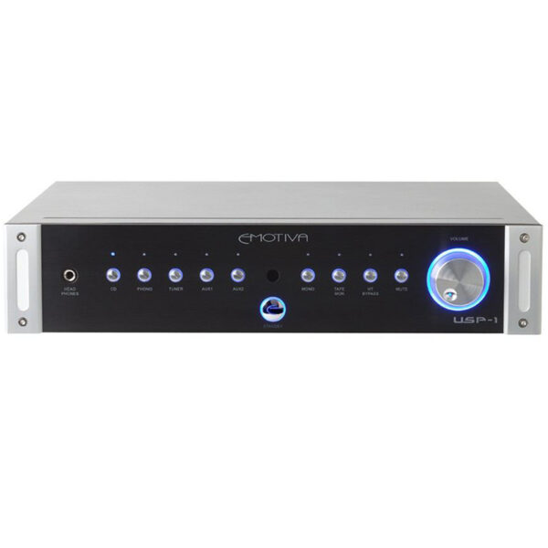 Emotiva USP-1 2.1 Channel Stereo Preamplifier (Preowned)