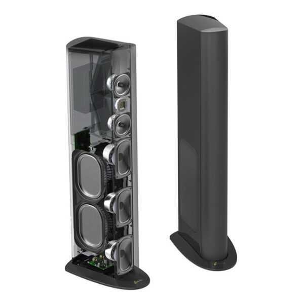 GoldenEar Triton One.R Floorstanding Speakers wtih 1600W Subwoofer (Pair) – Display Unit