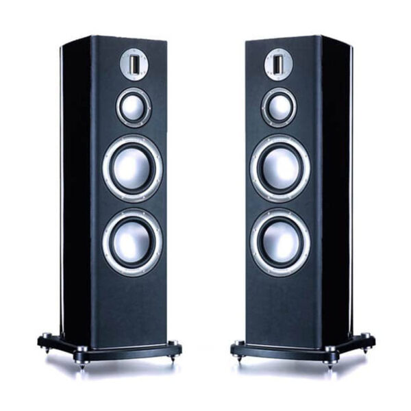 Monitor Audio PL300 3-Way Floorstanding Speaker – (Pair) – Pre-Owned