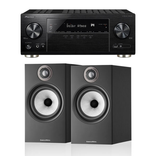 Bowers & Wilkins and Pioneer Combo