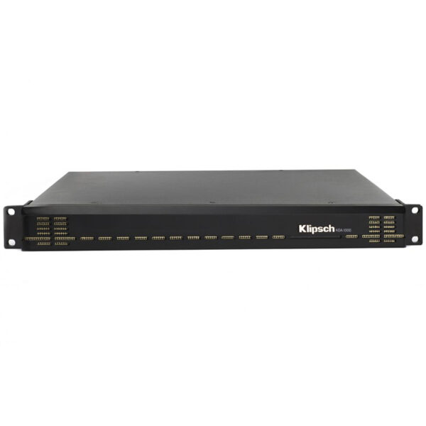 Klipsch KDA-1000 DSP 4 Channel Installation Amplifier