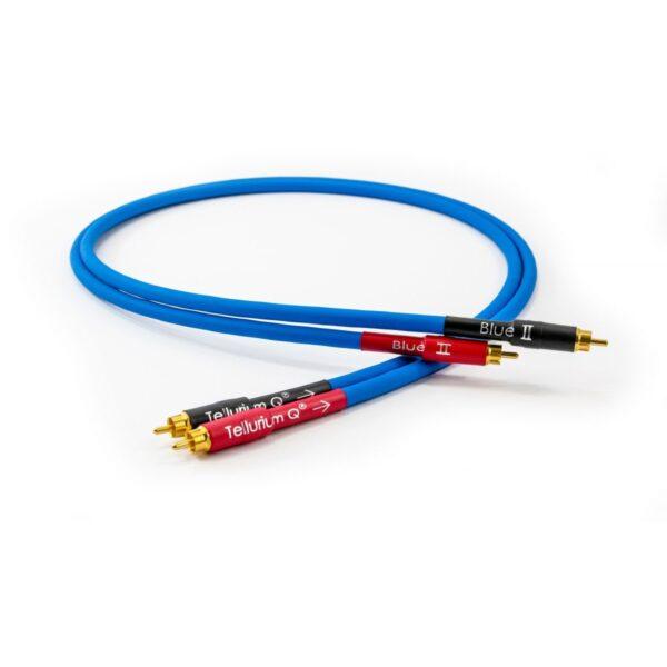 Tellurium Q Blue II RCA Cable (Pair)