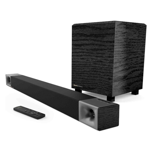 Klipsch Cinema 400 2.1-Channel Soundbar System