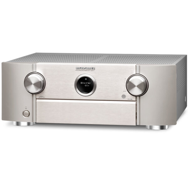 Marantz SR6011 9x 185W Network AV Receiver with Bluetooth and built-in Wi-Fi – Pre-Owned