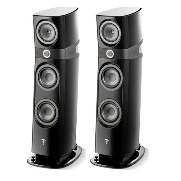 Focal Sopra N°2 – 3-Way Floorstanding Speakers (Pair)