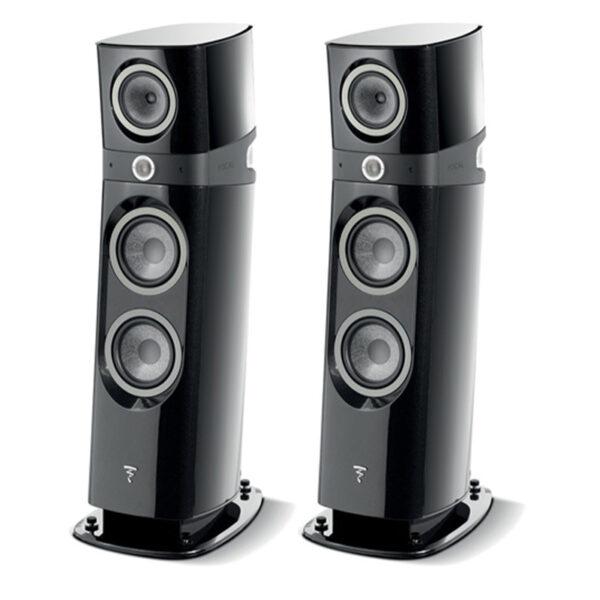 Focal Sopra N°3 – 3-Way Floorstanding Speakers (Pair)